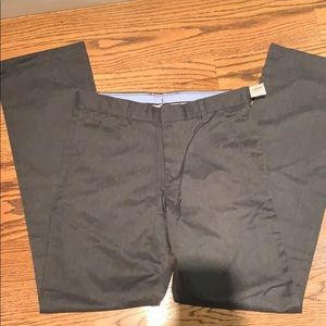 "GAP kids ""dress"" pants heather gray size 16 NWT"
